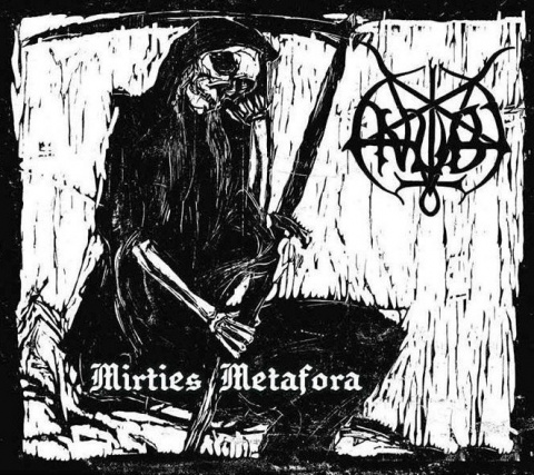 "ANUBI - "" Mirties Metafora "" Digi CD"