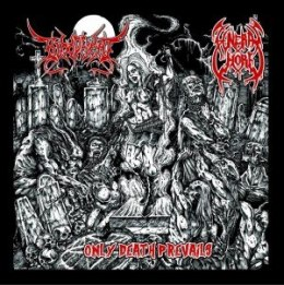 BLOODFIEND / FUNERAL WHORE – Split CD