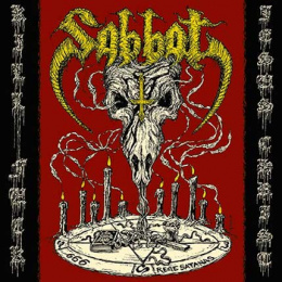 "SABBAT ""Kill Fuck Jesus Christ"" 12"" LP"