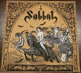 "SABBAT ""Sabbatical Possessitic Hammer"" 12"" LP"