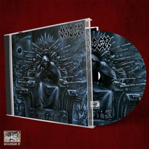 "VADER -""The Empire"" CD"